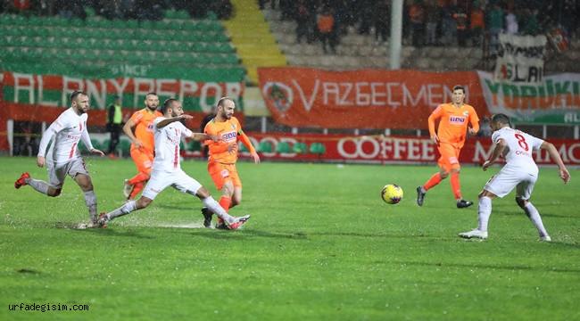 Alanyaspor 0 - 0 Antalyaspor