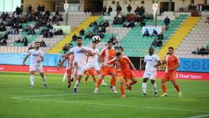 Alanyaspor 5 - 1 Adanaspor