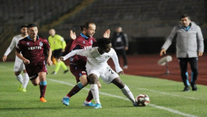 Altay 1 - 2 Trabzonspor