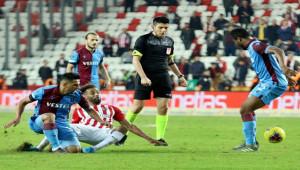 Antalyaspor 1 - 3 Trabzonspor