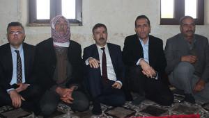 Başkan Vekili Aktaş husumetli aileleri barıştırdı