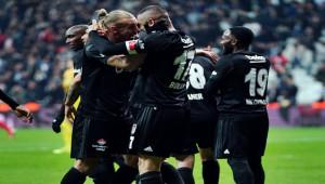 Beşiktaş 3 - 0 Kayserispor