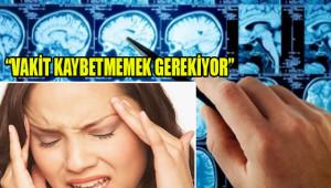 Beyin tümörünün en yaygın belirtisi nedir?