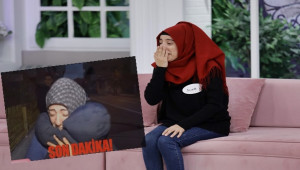 Bir anne daha Esra Erol'da evladına kavuştu