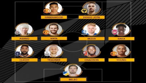 Clichy, Avrupa Ligi'nde haftanın 11'ine seçildi