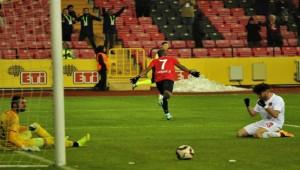 Eskişehirspor'da Jesse gelişmesi