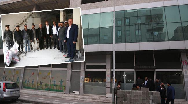 Eyyübiye'de Halk Bank şubesi açılıyor