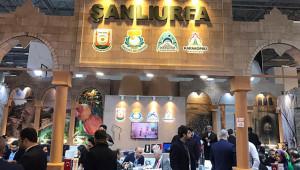 Fuarda vatandaşları Şanlıurfa'ya davet etti