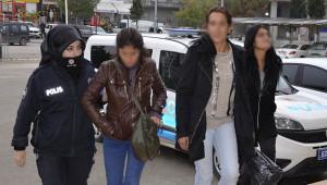 Halfeti'de 3 şüpheli hırsız yakalandı