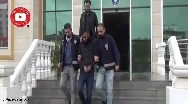 Kapkaç yapan şahıs tutuklandı