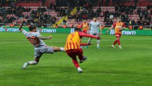 Kayserispor: 1 - Başakşehir: 4