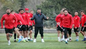 Kayserispor'un Kupa kadrosu
