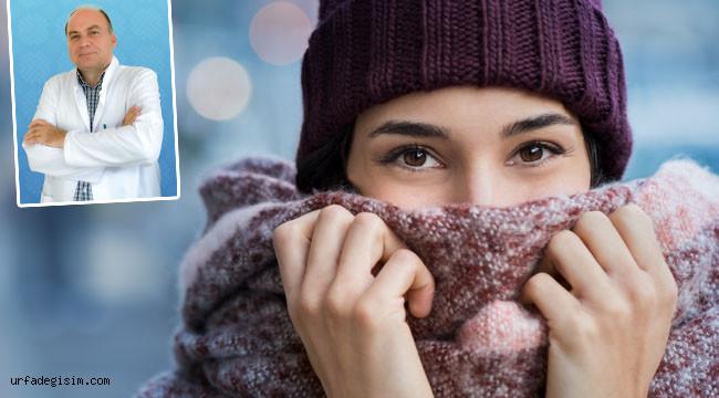Kışın yüz felcinden korunmanın basit yolları