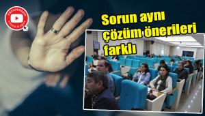 Mecliste kadına şiddet tartışması