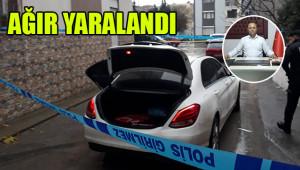 MHP İlçe Başkanına silahlı saldırı