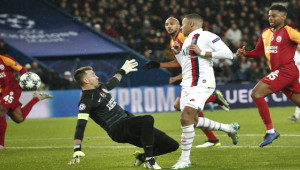 Paris Saint-Germain 5 - 0 Galatasaray