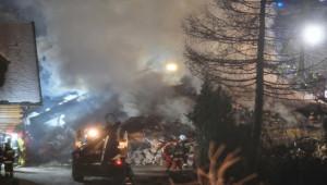 Polonya'da gaz patlaması; 4 ölü