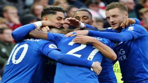 Premier Lig'de Leicester City fırtınası esiyor