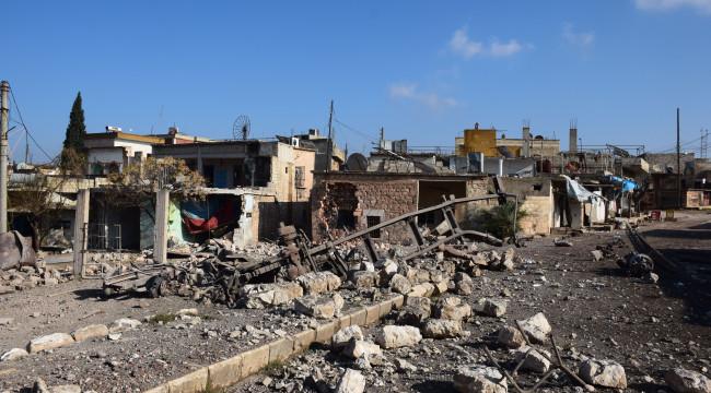 Rus uçakları İdlib'e saldırdı; 4 ölü, 5 yaralı