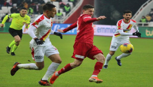 Sivasspor 1 - 0 Göztepe