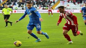 Sivasspor 2 - 0 Kasımpaşa