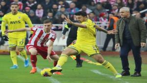 Sivasspor 3 - 1 Fenerbahçe