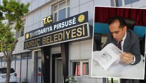 Suruç Başkanvekiline suikast iddiası