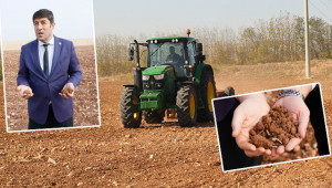Toprak analizi ile maliyetleri düşürün!