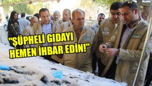 Urfa'da 150 işletmeye 385 bin 648 TL ceza yazıldı