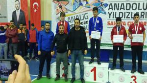Urfa'da 9 madalya kazandılar