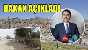 Urfa'da hangi mahalleler kentsel dönüşüme girecek?