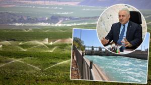2019'da Urfa'da ne kadar arazi suya kavuştu?