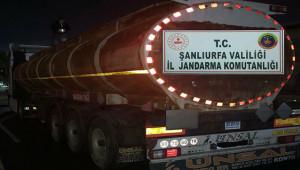 31 bin litre kaçak yakıt ele geçirildi