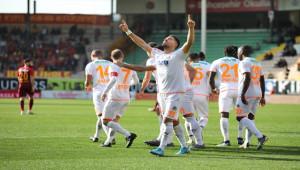 Alanyaspor 5 - 1 Kayserispor