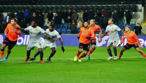 Başakşehir 4 - 1 Malatyaspor