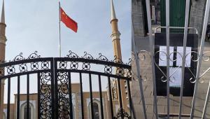 Çin camileri kapattırdı