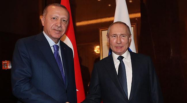 Cumhurbaşkanı Erdoğan'dan ateşkes vurgusu