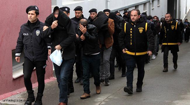 Dolandırıcılık operasyonu: 17 tutuklu