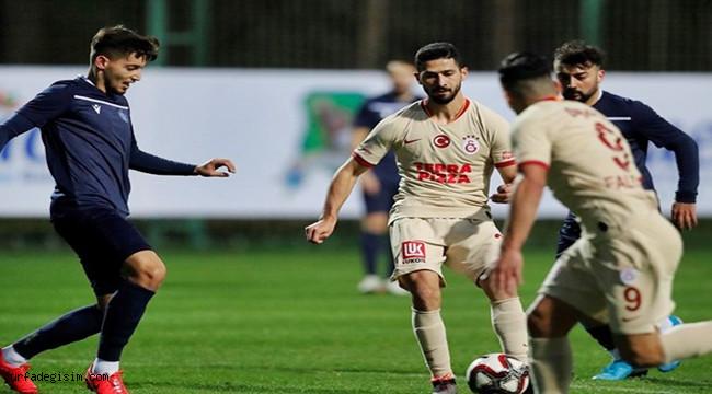 Galatasaray 1 - 0 Adana Demirspor