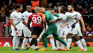 Galatasaray 2 - 1 Denizlispor