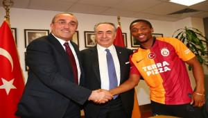 Galatasaray, Jesse'yi transfer etti