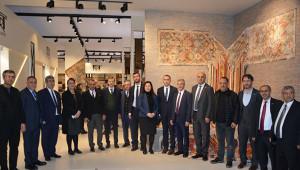 Gaziantep'in halılarına yurt dışında büyük ilgi