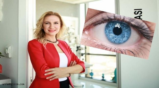 Göz kapak tümörlerine dikkat