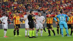 Göztepe 2 - 1 Beşiktaş