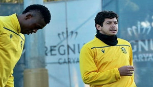 Guilherme, Malatyaspor'da kaldı