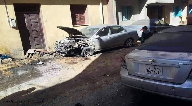 Hafter güçleri Trablus'u vurdu; 2 ölü, 2 yaralı