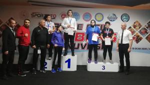Haliliye Kıck Boks takımı Türkiye şampiyonu oldu