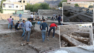 Hasankeyf'te kurtarma kazıları tamamlanıyor