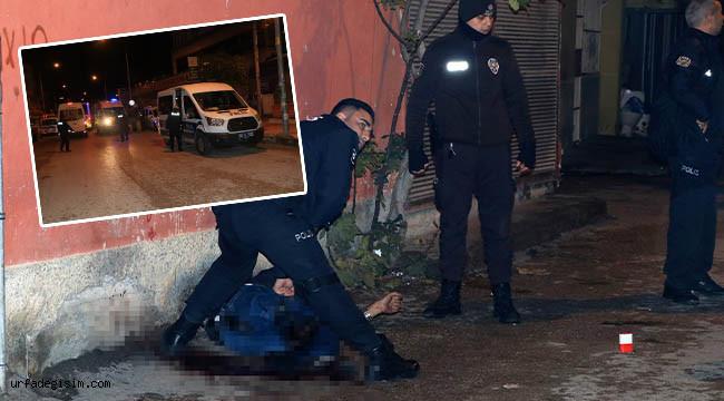 Husumet kavgasında pompalı tüfekle vuruldu