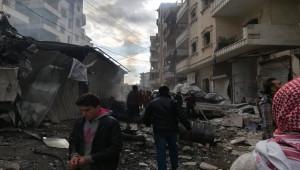 İdlib'de hava saldırısı; 7 ölü, 20 yaralı